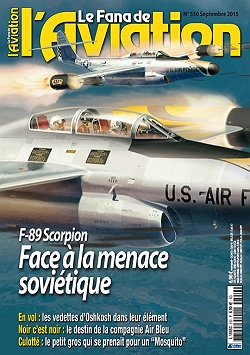 Le Fana de l'Aviation n°550