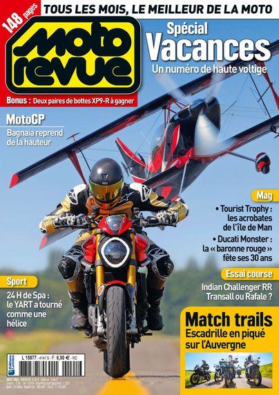 moto revue abonnement magazine moto revue. Black Bedroom Furniture Sets. Home Design Ideas