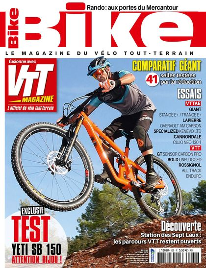 Abonnement magazine Bike