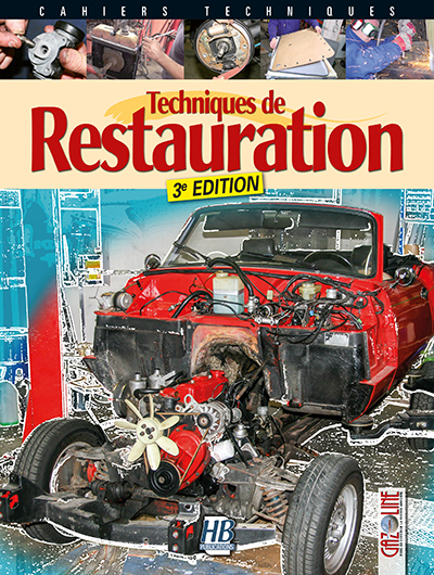 TECH RESTAURATION 3E ED PIXEL 1076